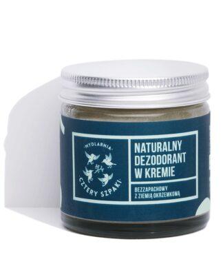 Cztery Szpaki Dezodorant w kremie cytrusowo-ziołowy