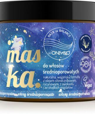 Hair Balance by ONLYBIO Hair Balance by ONLYBIO Odżywka emolientowa 200 ml
